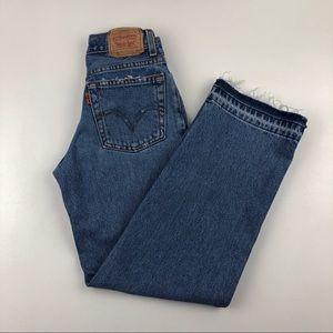 Levi's Jeans - Vintage LEVI'S Orange Tab Custom Jeans REQUESTED!!